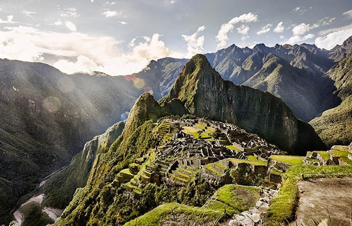Machu PicchuWS