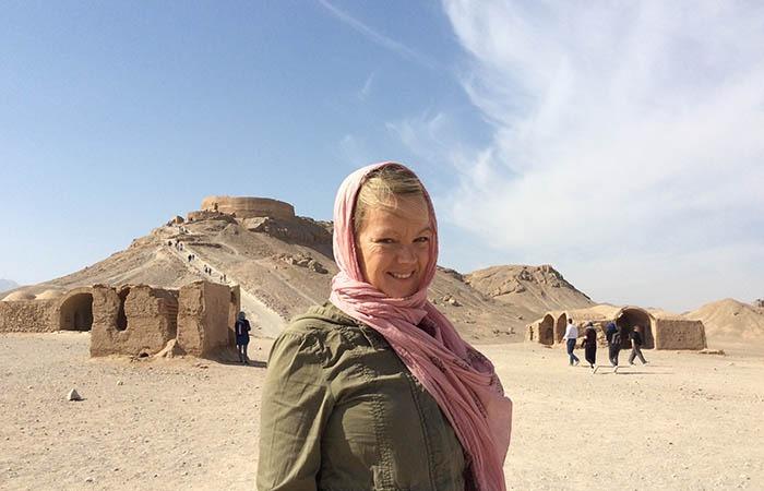Cilla of Arabiaws