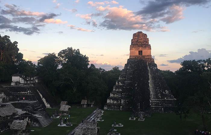 Tikal CillaWS